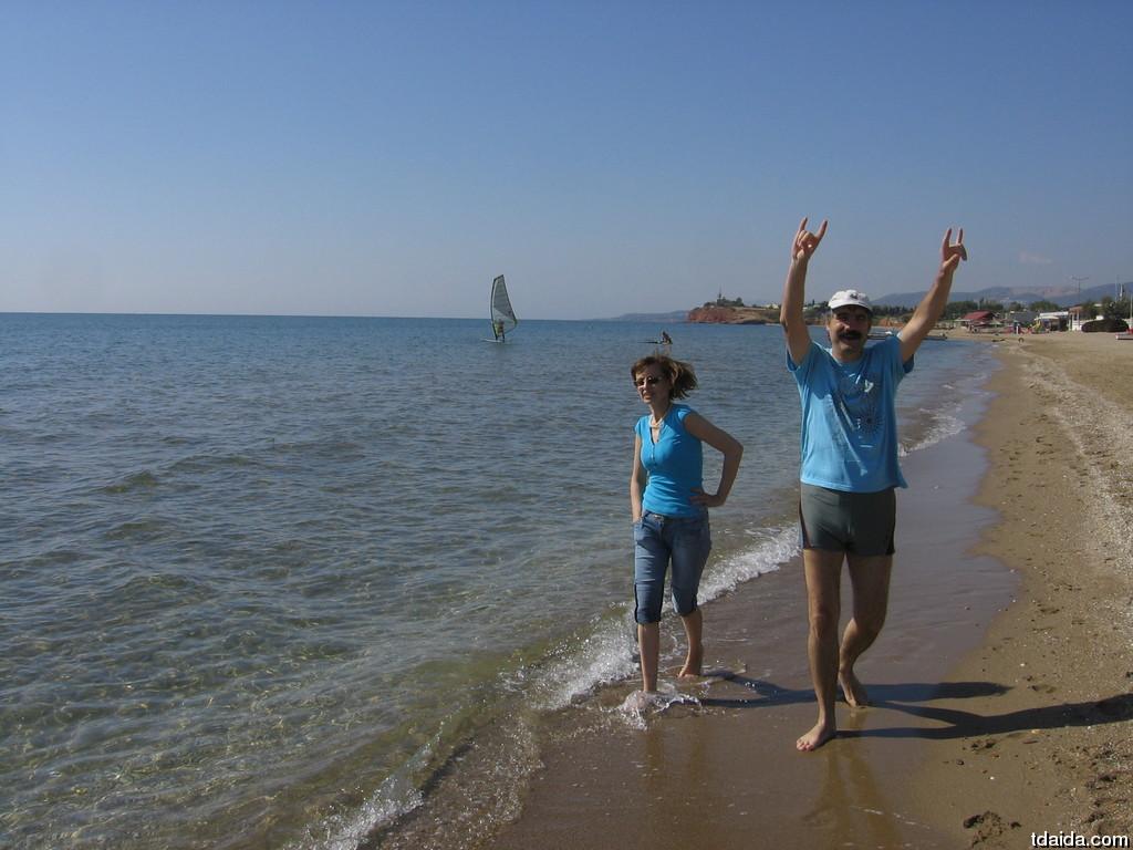 Рок на плажа