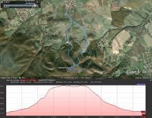 GPS следа